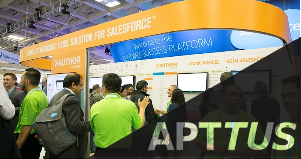 apttus at Dreamforce